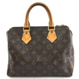 Louis Vuitton Speedy 25 Boston Doctor Satchel